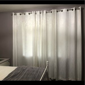 Other - Beautiful 54x84 inch curtain panels